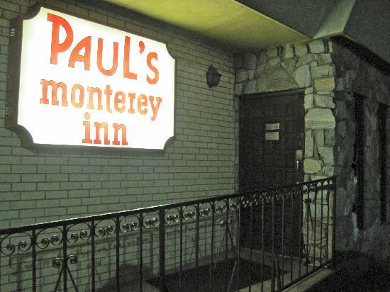 Paul's Monterey Inn