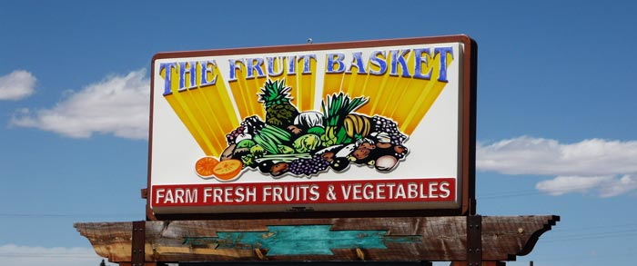 image of The Fruit Basket (front)