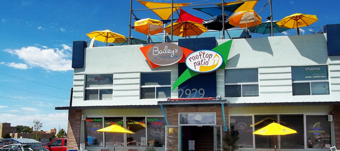 image of Bailey's On the Beach (storefront)