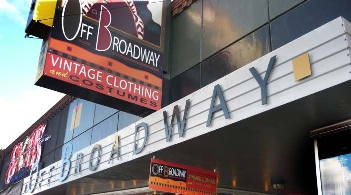 image of Off Broadway (front)