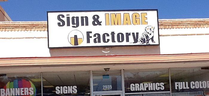image of Sign and Image Factory (front)