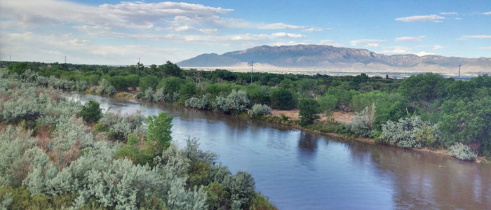 The Rio Grande :: An Underground Guide to Alburquerque